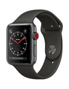 Apple watch series 3 38mm GPS cellulaire