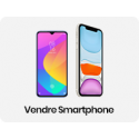 Reprise Smartphone Android et iPhone